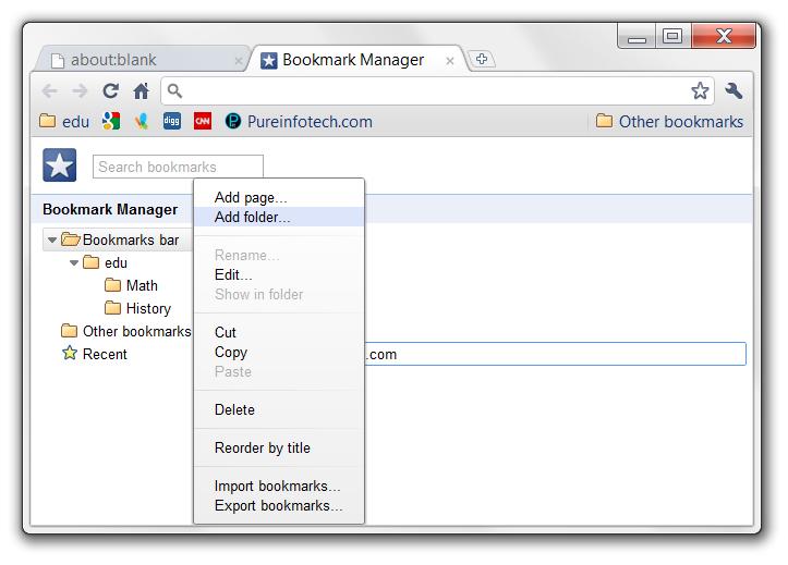 Bookmark a internet site In Google Chrome