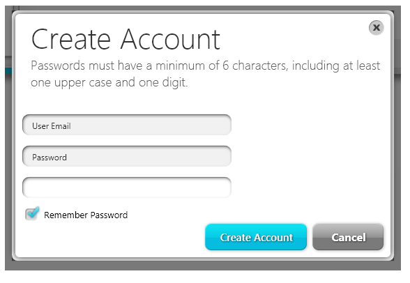 how to create yify account