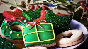 Christmas' Cookies (green)