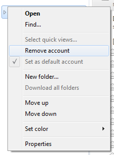 how to add an event from another account