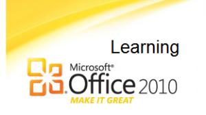 Microsoft office 2010 - logo