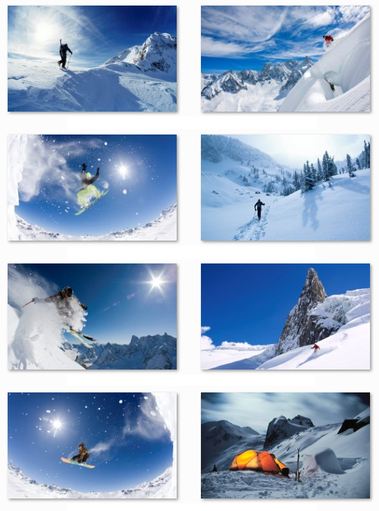Desktop Fun Best Winter Windows 7 Themes Collection