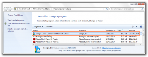 how to uninstall office 16 click to run