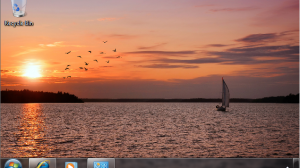 Sailing - Windows 7 Theme