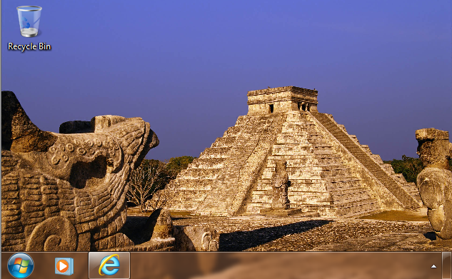 Put a touch of cinco de mayo to your desktop with this awesome mexico