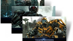 Transformers 3 theme for windows 7