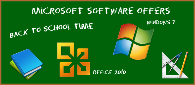 Software deals for university students