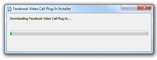 Installing Facebook video chat