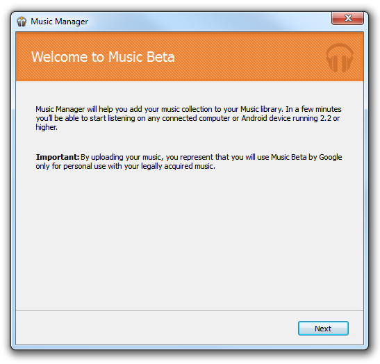 Music Beta - Manager Wizard