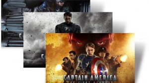Download - Captain America theme for Windows 7