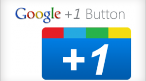 The Google +1 Button