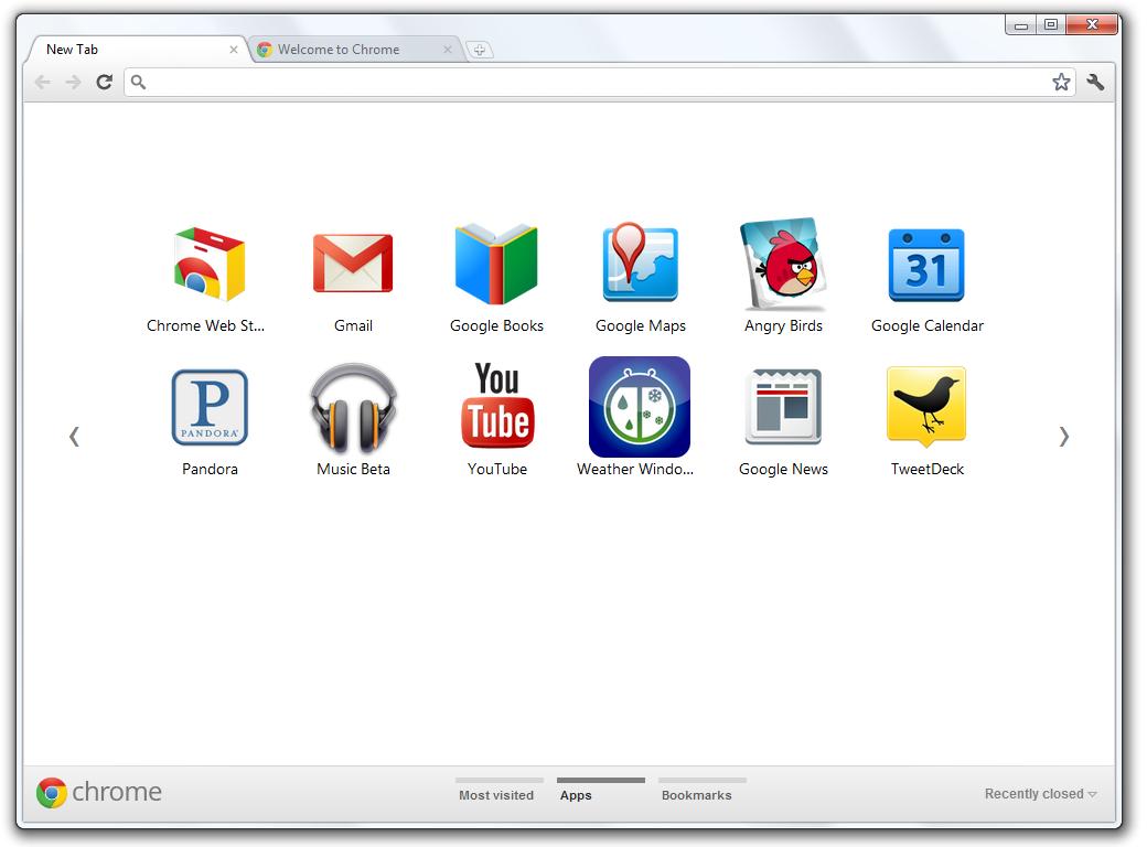 Chrome for Desktop - Google