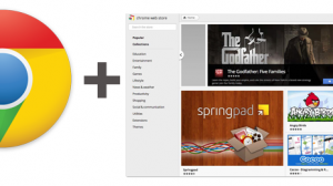 Google Chrome 15 and the new redesigned Web Store