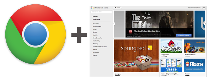 how to download from chrome store