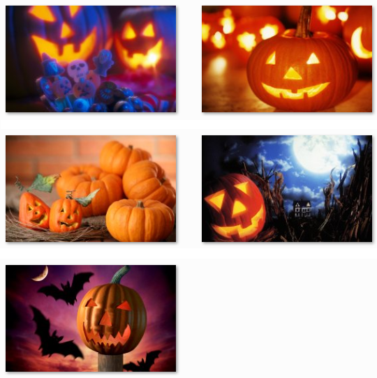 Halloween Wallpaper Collection: Trick Or Treat Theme For