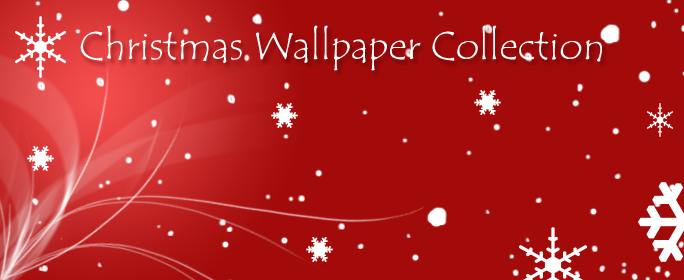 Christmas wallpaper collection - Desktop
