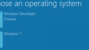 Dual-Boot - Windows 8 and Windows 7