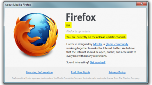 Firefox 8 Download