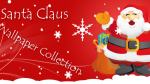 Santa Claus - Wallpaper collection