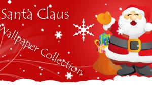 Santa Claus - Wallpaper collection