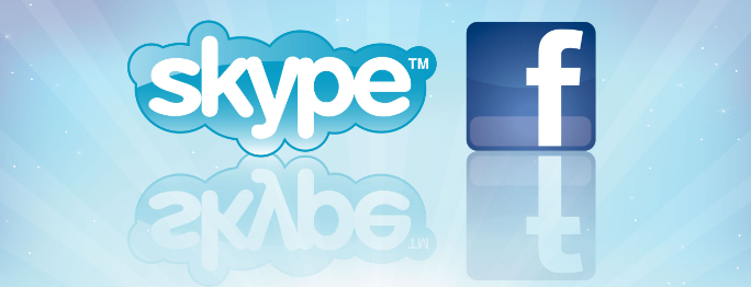 Skype - Facebook Video Chat integration