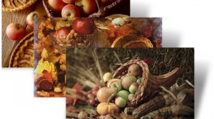 Thanksgiving - Autumn Bounty Theme for Windows 7