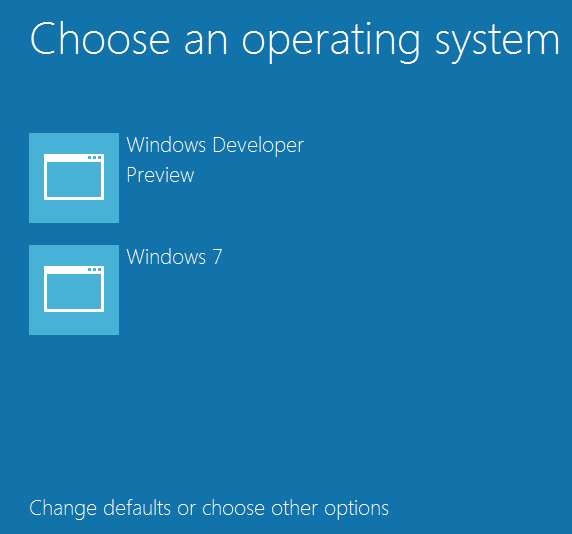 how to dual boot windows 8 with windows 7 using vhd