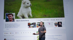 Facebook Timeline - Mark Zuckerberg Conference