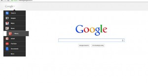 New Google Bar Customize