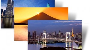 Dusk and Dawn in Japan theme for Windows 7