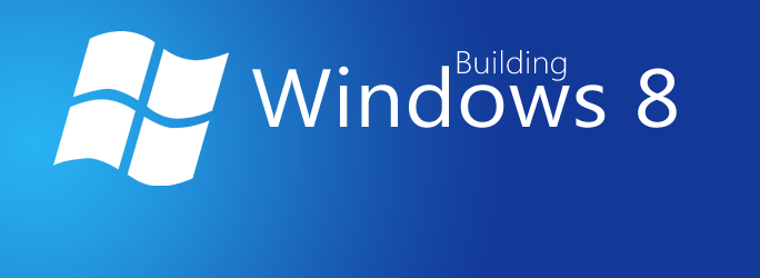 Building Windows 8 Blue