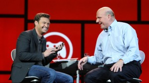 Microsoft last keynote CES 2012 - Steve Ballmer