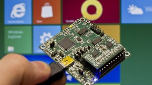 Windows 8 - Sensor Fusion technology