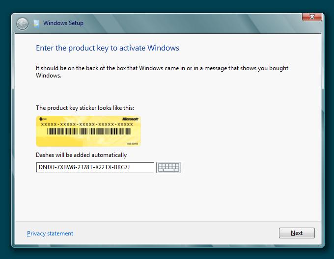 windows 8 product key generator download