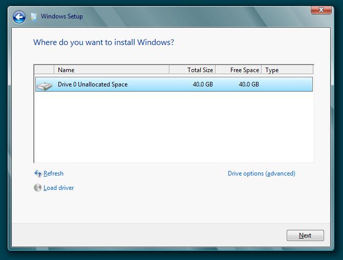 Windows 8 Consumer Preview ISO مع شرح التنصيب