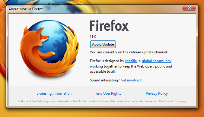 how to download firefox to nvidia