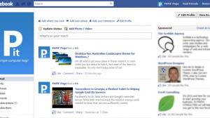 How to get rid of Facebook Timeline