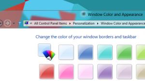 Aero Lite transparency Windows 8