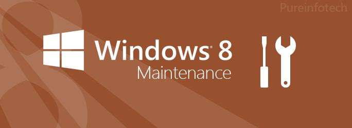 Maintenance Windows 8