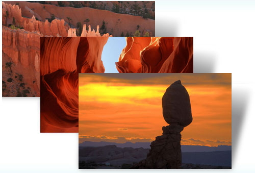 Southwest Sandstone theme for Windows 7