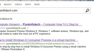 Bing redesign