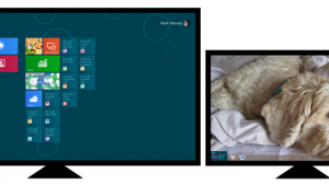 Multiple monitors Windows 8 Release Preview