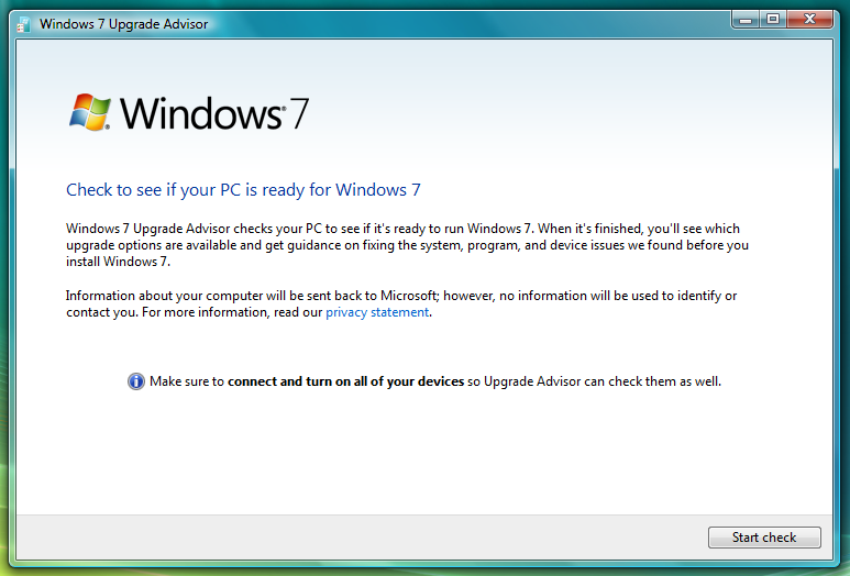 how to upgrade windows xp to windows 7 free download