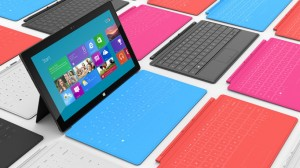 Surface keyboard cover colors Microsoft