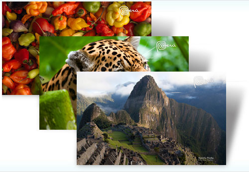 Peru Theme for Windows 7