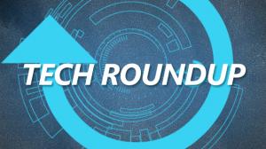 Tech roundup dark blue