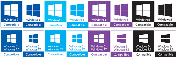 Logo compatibility from Microsoft