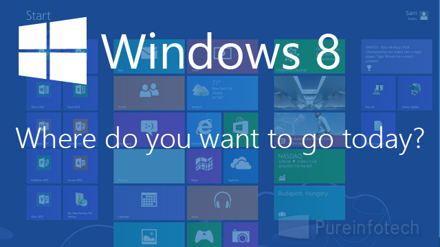 Windows 8 tutorials