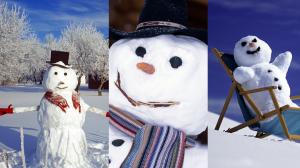 Christmas 2012 snowman