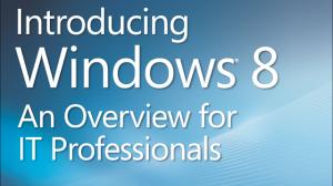 Free Windows 8 book